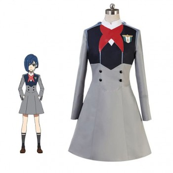 DARLING in the FRANXX Anime Cosplay Ichigo Miku Costumes