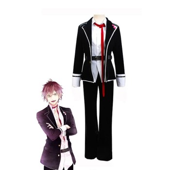 Diabolik Lovers Ayato Sakamaki School Uniform Cosplay Costume