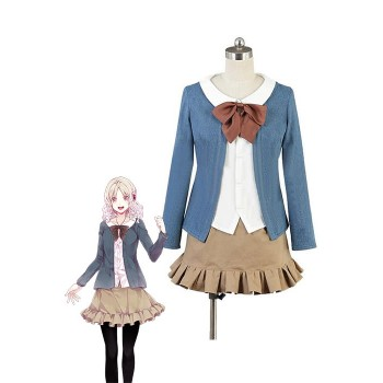 Diabolik Lovers Yui Komori Daily Cosplay Costumes