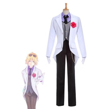 LOL Game Explorer Ezreal Cosplay Costume