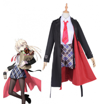 Fate Grand Order  Altria Pendragon 2018 3rd Anniversary Game FGO Outfit Cosplay Costume