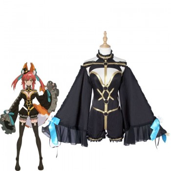 Fate/Extra Tamamo no Mae Cosplay Costume