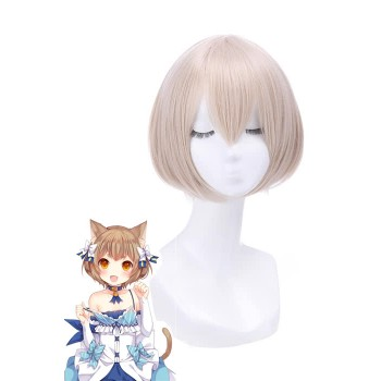 Re: Zero-Starting Life in Another World Felix Argyle Short Cosplay Wigs ML234