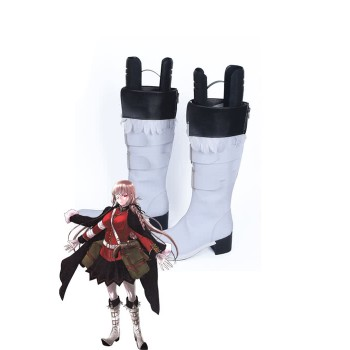 FGO Fate Grand Order Nightingale White Boots Cosplay Shoes