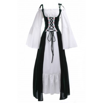 Oktoberfest Clothing  Rococo Style  Dresses Women Cosplay Costumes