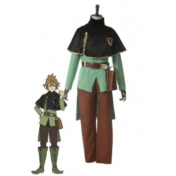 Black Clover Finral Roulacase Anime Cosplay Costumes