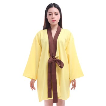 Osomatsu-Kun Kimono Yellow Loose Bathrobe Cosplay Costumes GC51B
