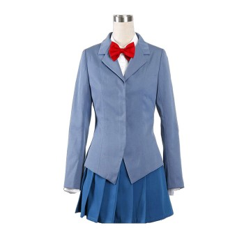 Durarara Sonohara Anri Cosplay Costume Uniforms