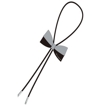 Durarara Bow-knot Necklace With Beautifully For Design Heiwajima Shizuo And Orihara Izaya