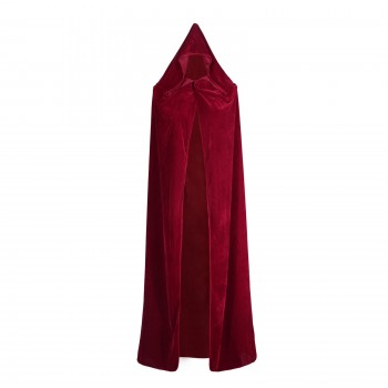 Halloween Red Cape Festive Cloak Cosplay Costume