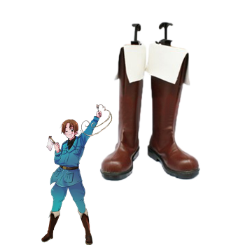 Hetalia: Axis Powers Italy. France Cosplay Shoes Customized Shoes