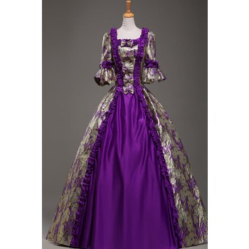 Victorian Bustle Dress Attractive And Special Design