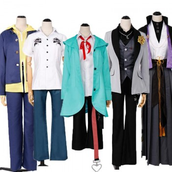 Hypnosis Mic!!! Cosplay Costume Full member