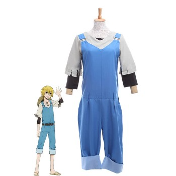 Bungou Stray Dogs Kenji Miyazawa Anime Cosplay Costumes GC175A
