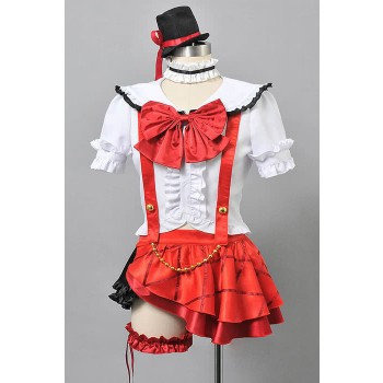 Love Live! Nishikino Maki Costume Outfit Stage Cosplay Type B *Tailored*