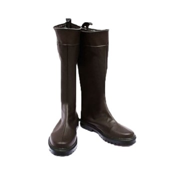 Hetalia: Axis Powers Denmark Anime Cosplay Shoes Customized Long Boots