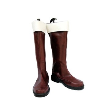 Hetalia: Axis Powers Germany South Italy Anime Cosplay Shoes Customized  Long Boots