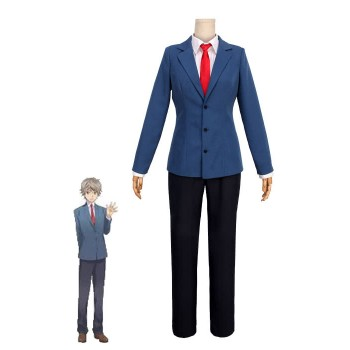Kiss Him, Not Me Hayato Shinomiya Cosplay Costumes Men Suits