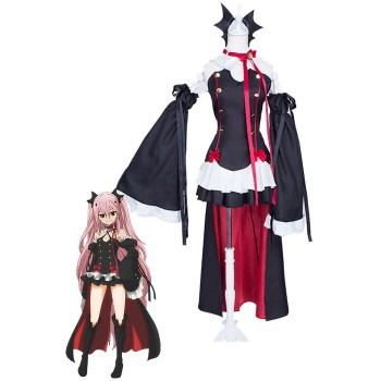 Seraph Of The End Krul Tepes Cosplay Costumes