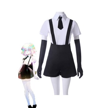 Land of the Lustrous Houseki no Kuni Diamond The Entire Personnel Cosplay Costumes