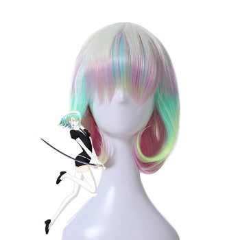 Land of the Lustrous Houseki no Kuni Diamond Multicolor Cosplay Wigs