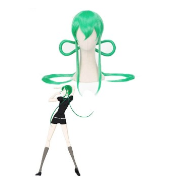 Land of the Lustrous Houseki no Kuni Jade Long Green Anime Cosplay Wigs