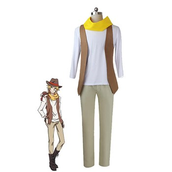 Servamp Mikuni Alicein Customized Anime Cosplay Costumes
