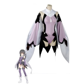 Fate/kaleid Liner Miyu Edelfelt Cosplay Costumes Battle Suits