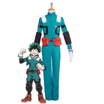 BNHA MHA Izuku Midoriya Cosplay Costumes Second Generation  Battle Costumes