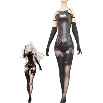 Nier Automata A2 YoRHa Type A No.2 Game Jumpsuit Cosplay Costumes