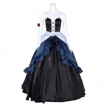Oktoberfest Women Long Sleeveless Dress Cosplay Costumes