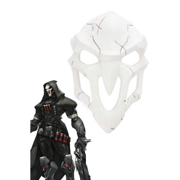 OW Game Reaper PLA Masks Cosplay Props