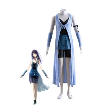 Final Fantasy VIII Ronia Normal Dress Cosplay Costumes