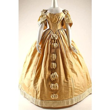Women Western Victorian Dresses Gothic Palace Style Stage Dresses