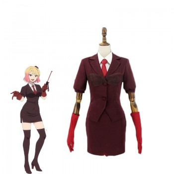 Satsuriku no Tenshi Catherine·Ward Anime Cosplay Costume