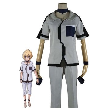 Seraph of the End Mikaela Hyakuya Childhood Cosplay Costume