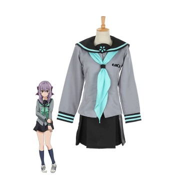 Seraph Of The End Shinoa Hiiragi Cosplay Costumes