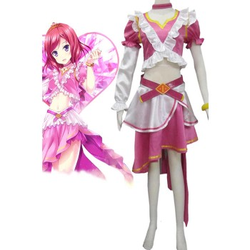 love live! Music Start! Nishikino Maki Cosplay Costume
