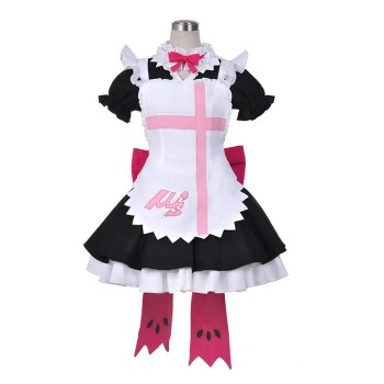 Love Live! Kousaka Honoka Maid Cosplay Costumes