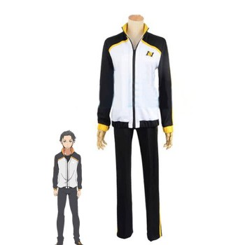 Re:ZERO -Starting Life in Another World Subaru Natsuki Anime Cosplay Costumes Sports Wear