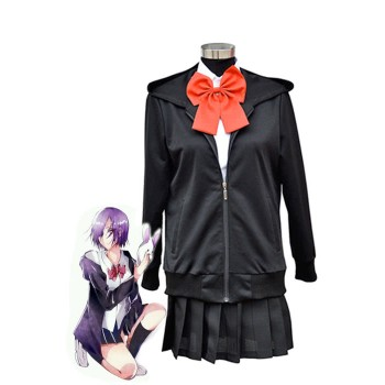 Tokyo Ghoul Touka Kirishima Day Dress School Uniform Cosplay Costume