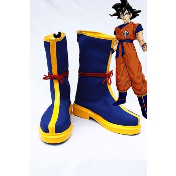 Dragon Ball Monkey King Son GoKu Kakarot Cosplay Shoes Boots Custom-Made