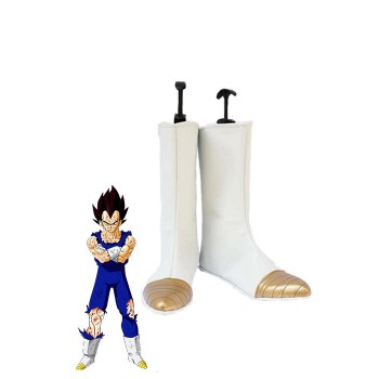Dragon Ball Vegeta Cosplay Shoes Boots Custom-Made