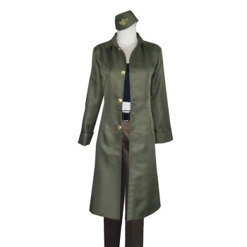Axis Powers Germany Monica Uniform Cosplay Costume