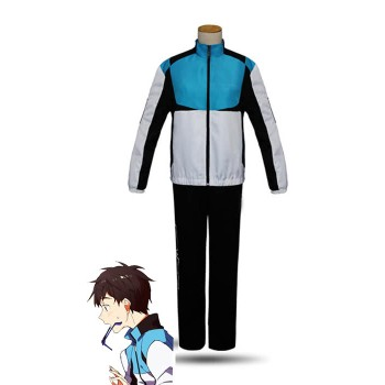 Yuri on Ice Yuri Katsuki Cosplay Costumes Daily Sportswear Suits