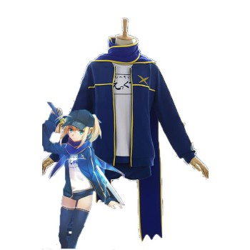 Fate/Grand Order Mysterious Heroine X Cosplay Costume