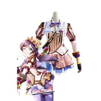 Love Live! Ice Cream Awake Nozomi Tojo Anime Cosplay Costumes