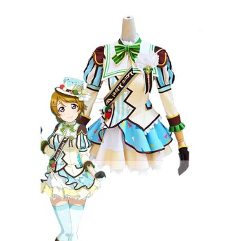 Love Live! Ice Cream Awake Hanayo Koizumi Anime Cosplay Costumes