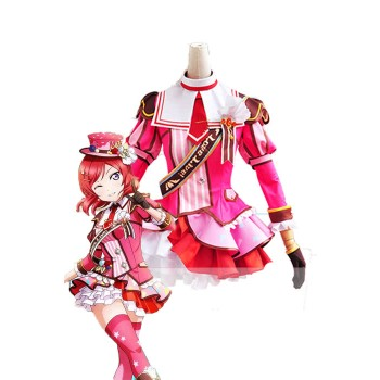 Love Live! Ice Cream Awake Maki Nishikino Anime Cosplay Costumes