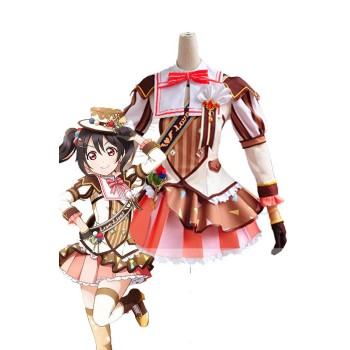Love Live! Ice Cream Awake Nico Yazawa Anime Cosplay Costumes